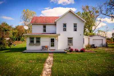 Single Family Home For Sale: 1206 N Webster Road