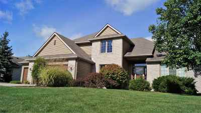 Fort Wayne Single Family Home For Sale: 10326 Bitterroot Court