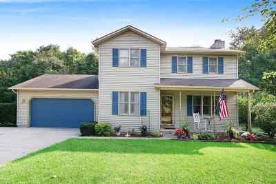 St. Joseph County Single Family Home For Sale: 56536 Greenlawn Avenue
