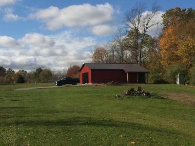 Kosciusko County Residential Lots & Land For Sale: 6141 S 700 E