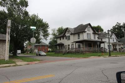 South Bend Multi Family Home For Sale: 1402 Miami