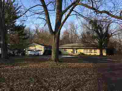 Elkhart Single Family Home For Sale: 29613 Old Us 20