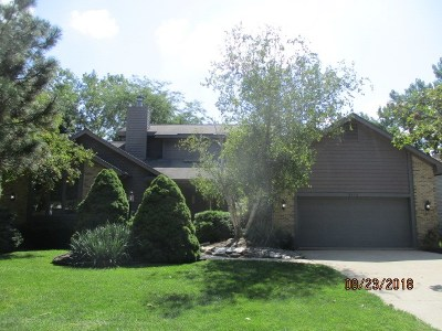 Allen County Single Family Home For Sale: 8110 Rainbow Ridge Place