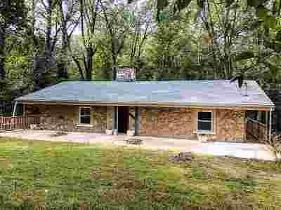Evansville Single Family Home Back On Market: 5120 New Harmony Road