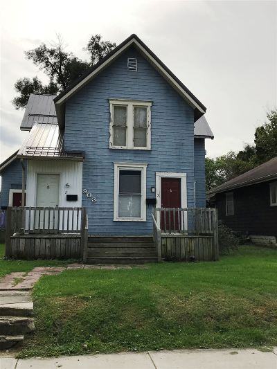 Multi Family Home For Sale: 903 W 6th Street