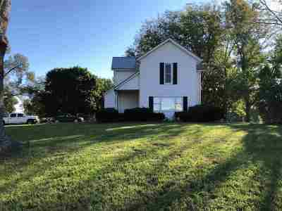 Kosciusko County Single Family Home For Sale: 500 S Syracuse-Webster Road