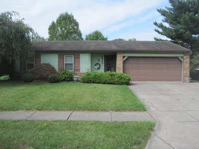 Allen County Single Family Home For Sale: 4623 Kingsbury Drive