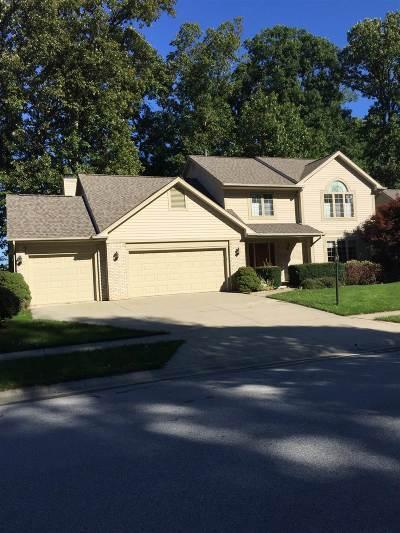Allen County Single Family Home For Sale: 8912 Sandpiper Court