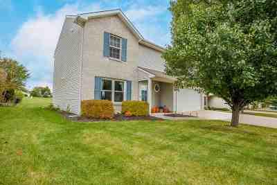 Single Family Home For Sale: 1802 Morgan Creek Drive