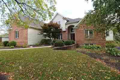 Allen County Single Family Home For Sale: 13004 Garnet Hill