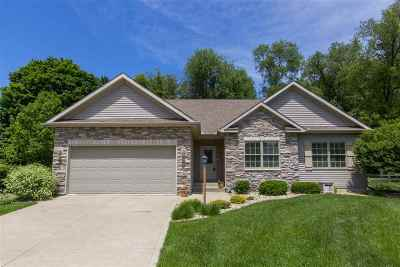 St. Joseph County Single Family Home For Sale: 18471 Spring Mist Court