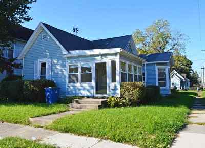 Marion Single Family Home For Sale: 3802 S Harmon Street