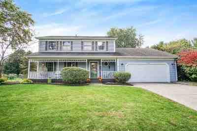 Granger Single Family Home For Sale: 51530 Creekside Dr