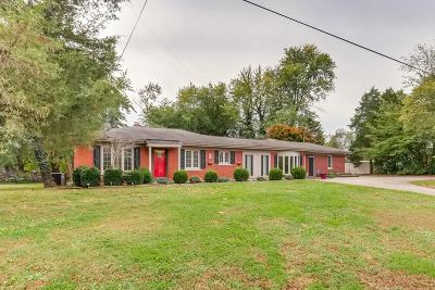 Evansville Single Family Home For Sale: 11115 W Highway 66