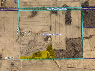 Residential Lots & Land For Sale: 7815 S 1000 E