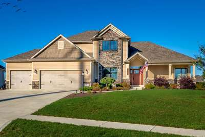 Fort Wayne IN Single Family Home For Sale: $395,500