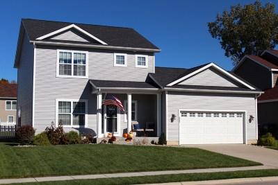 St. Joseph County Single Family Home For Sale: 2323 Basin