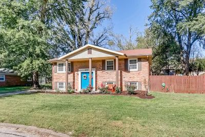 Evansville IN Single Family Home For Sale: $174,900