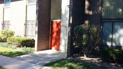 South Bend Condo/Townhouse For Sale: 2500 Topsfield #808