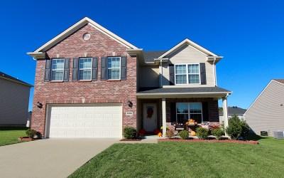 Evansville Single Family Home For Sale: 2606 Aruba Court
