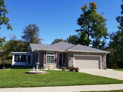 Single Family Home For Sale: 1706 N Hawthorne Road