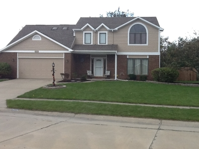 Fort Wayne Single Family Home For Sale: 5420 Holly Oak Road