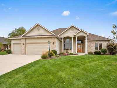 Fort Wayne Single Family Home For Sale: 13016 Danzanta Way