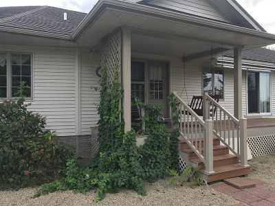 Kosciusko County Single Family Home For Sale: 9782 W 1200 North