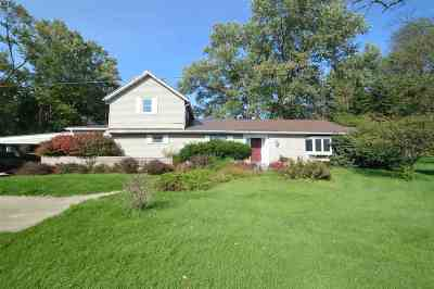 South Bend Single Family Home For Sale: 25889 Us Highway 20