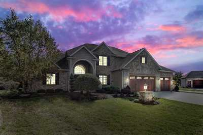 Allen County Single Family Home For Sale: 16012 Leazer Cove