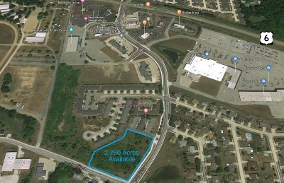 Noble County Commercial Lots & Land For Sale: Dowling Street Corner