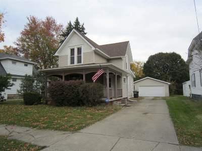 Kendallville Single Family Home For Sale: 615 Mott St