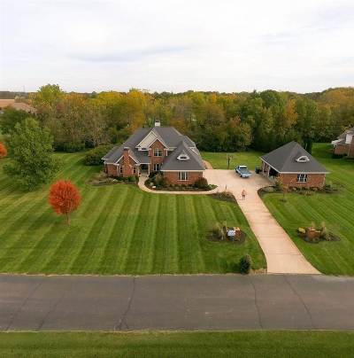 West Lafayette IN Single Family Home For Sale: $629,000