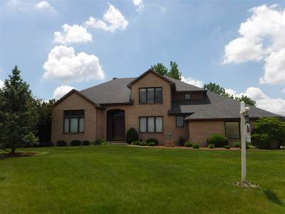 Fort Wayne Single Family Home For Sale: 1416 Sevan Lake Court