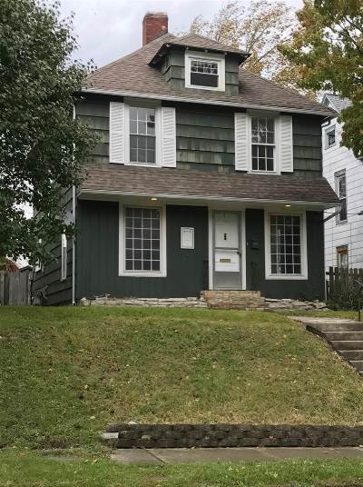 Single Family Home For Sale: 616 W 2nd Street