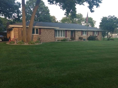 Elkhart Single Family Home For Sale: 56600 Arch Court