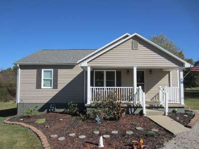 Boonville Single Family Home For Sale: 6044 N State Route 61 Route