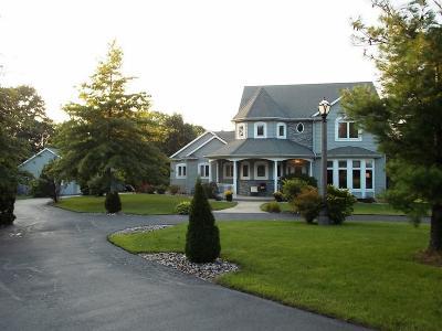 Fort Wayne Single Family Home For Sale: 10809 St. Joe Road