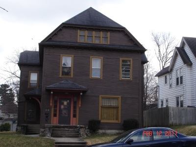 Marion Multi Family Home For Sale: 613 W Spencer