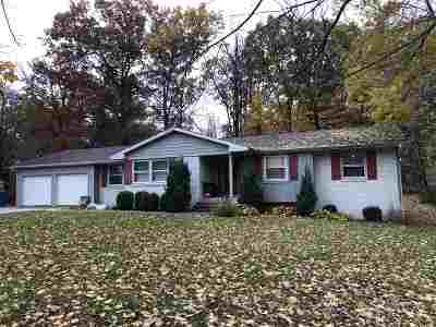 Marion Single Family Home For Sale: 3503 Wildwood