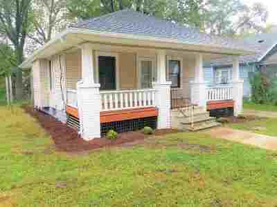 Elkhart Single Family Home For Sale: 2733 Homer Street