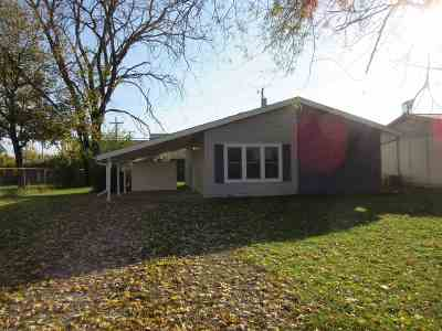 Marion Single Family Home For Sale: 628 N Lancelot Drive