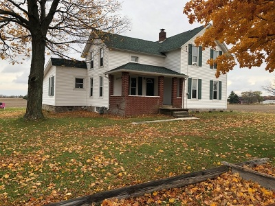 Plymouth IN Single Family Home For Sale: $154,000