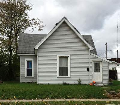 Marion Single Family Home For Sale: 3110 S Adams Street