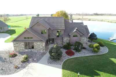 Allen County Single Family Home For Sale: 16707 Madden Road