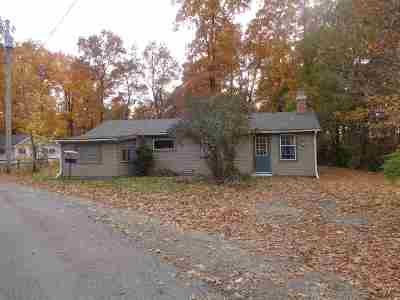LaGrange County Single Family Home Cont-Accptngbackupoffers: 6420 N 175 W