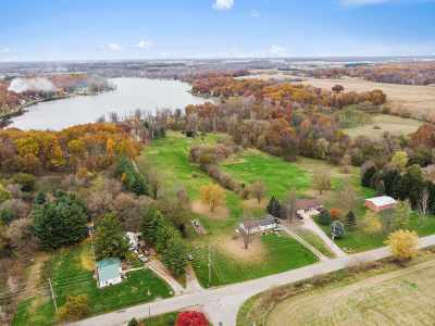 Angola Residential Lots & Land For Sale: 160 LN 201 W Otter Lake