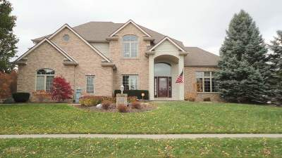 Fort Wayne Single Family Home For Sale: 7007 Mangrove Lane