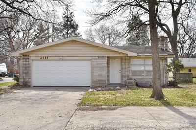 Elkhart Single Family Home For Sale: 3411 E Jackson Boulevard