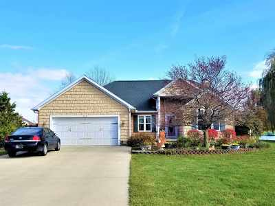 Sweetser Single Family Home For Sale: 309 Winger Way